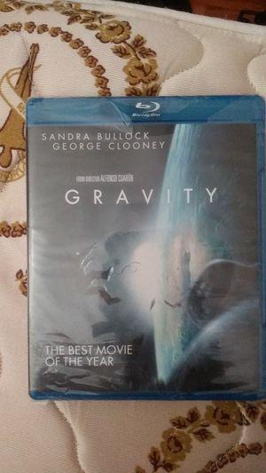 Gravity blu-ray for Sale in Springfield, VA