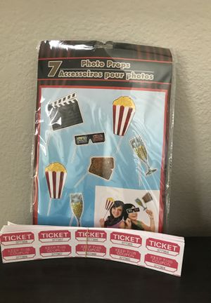 Movie photo props for Sale in Wildomar, CA