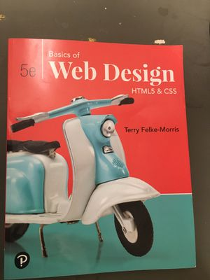 Web Design Book for Sale in West Point, UT