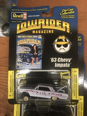 Low rider toys hot wheels matchbox collectables for Sale in Philadelphia, PA