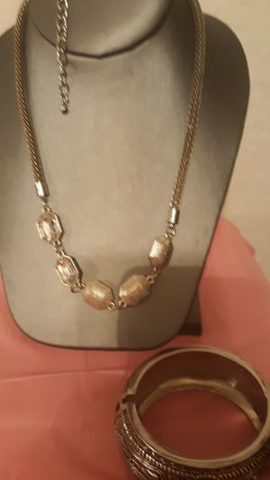 Necklace set for Sale in Burleson, TX