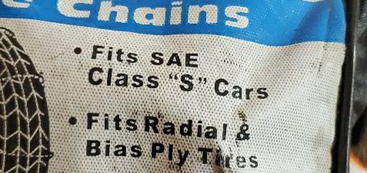 Car Tire Chains for Sale in Jacksonville,  IL