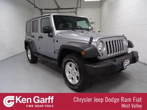 2016 Jeep Wrangler for Sale in West Valley City, UT