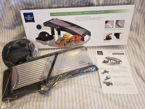 Stainless Steel Adjustable Mandoline Slicer for Sale in undefined