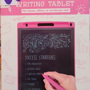 Bright Ideas 8.5in LCD Digital Writing Tablet (Pink) for Sale in Tucson, AZ