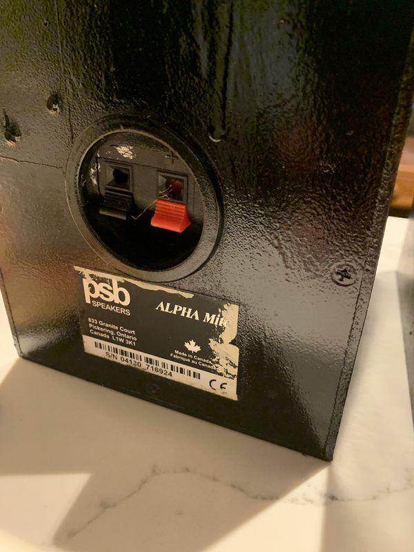 PSB speakers (3).