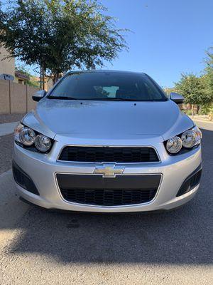 2015 Chevy Sonic Hatchback 14K miles for Sale in Gilbert, AZ