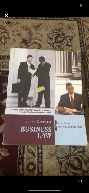 Business Law for Sale in Queens, NY