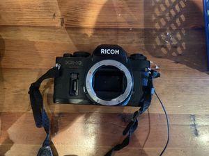 vintage ricoh kr-10 super and kiron lenses for Sale in Richmond, VA