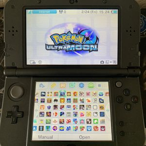 Nintendo 3DS xl new edition comes with many games for Sale in Irvine, CA