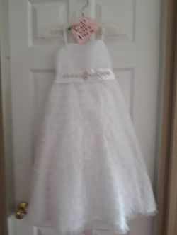 Special occasion dress as 6 from David's Bridal for Sale in Davenport,  FL