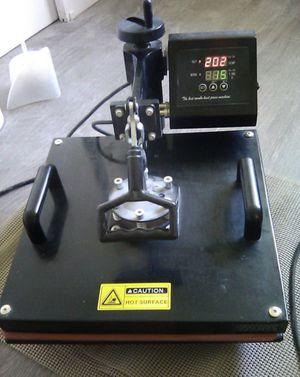 5 in 1 Heat Press Machine for Sale in Jacksonville, FL