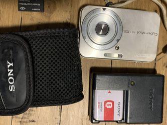 Sony Cybershot Digital Camera for Sale in Waco,  TX