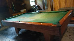 Pool table water damaged for Sale in Wauchula, FL