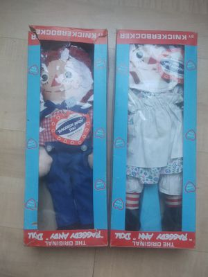 Raggedy Ann & Andy for Sale in PA, US