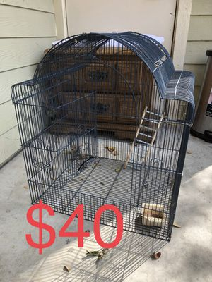 Large Bird Cage. Lots of space for Sale in Fremont, CA