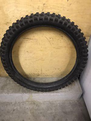 Motorcycle dirt bike tire for Sale in Los Angeles, CA