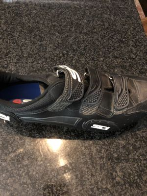 SiDi bicycle shoes for Sale in Houston, TX
