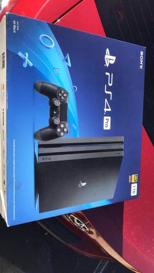 Brand new PS4 pro for Sale in Beltsville, MD