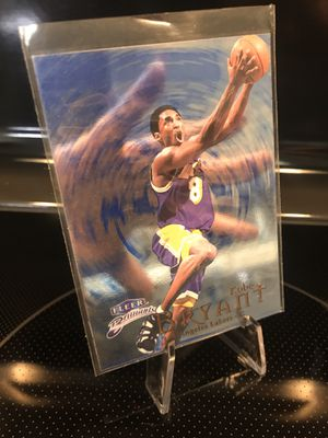 **1999 Fleer Brilliants Kobe Bryant Basketball Card**Lakers Jersey 8 Collectible**RARE Mirror Refractor** PSA Beckett Graded 9 or 10 NM-MT ?**$59 OBO for Sale in Carlsbad, CA