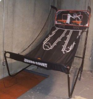 Double Rimmed Basketball Hoop for Sale in Fuquay-Varina, NC
