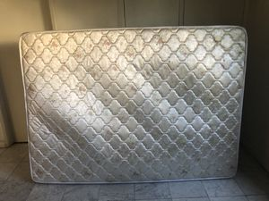 Free Full Size Mattress for Sale in Monterey Park, CA