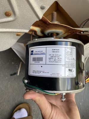 AC Fan Motor for Sale in Rockville, MD