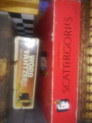 Scattergory board game for Sale in Long Beach, CA