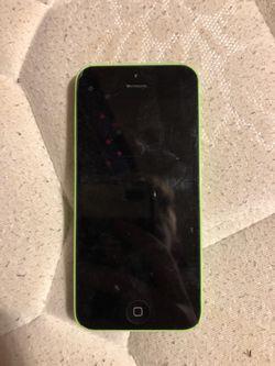 iPhone 5 c for Sale in Wichita,  KS