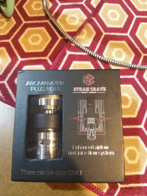 Steam Crave Aromamizer Plus RTDA for Sale in Mount Carmel, PA
