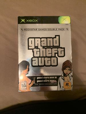 Grand Theft Auto XBOX for Sale in Houston, TX