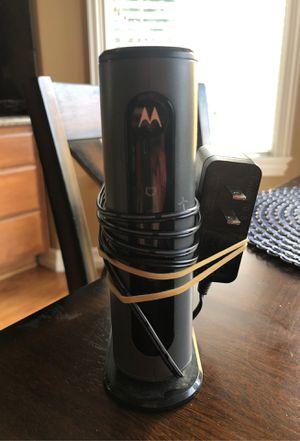 Motorola Modem Model MB7220 8x4 for Sale in Maple Valley, WA