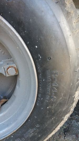 Tires. 14.5 for Sale in Monroe, WA