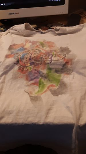 Chicago 35th anniversary 2002 shirt XL for Sale in Appleton, WI