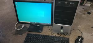 Windows 10 computer with keyboard mouse and monitor. Works great. Includes microsoft office suite for Sale in Artesia, CA