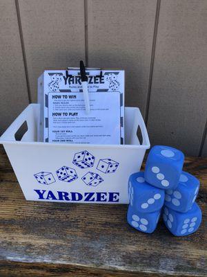 Yardzee Game! for Sale in Puyallup, WA