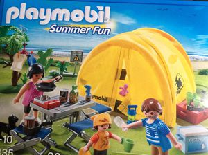 Play Mobil Summer Fun Camp Set. NEW for Sale in Ludlow, MA