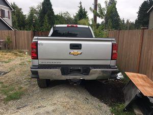 Chevrolet Silverado 2016 PARTS for Sale in Auburn, WA