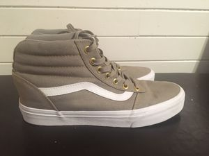 Vans size 9 women's brand new never worn for Sale in Midlothian, VA