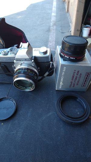 Minolta Camera for Sale in Mission Viejo, CA