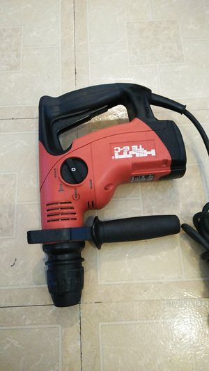 Hilti te 6c Rotary hammer chiping drill for Sale in Long Beach, CA
