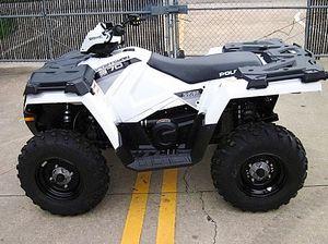 Price$800 Firm! 2O14 Polaris Sportsman edition four wheeler!! for Sale in Fresno, CA