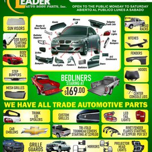 Auto body paets for Sale in Ontario, CA