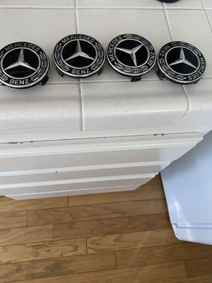 Mercedes Benz Center Caps for Sale in Newport Beach, CA