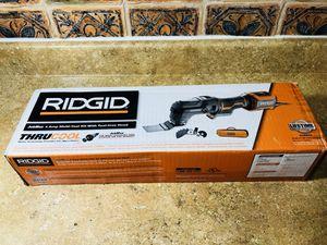 RIDGID Multi- Tool 4 Amp for Sale in Anaheim, CA