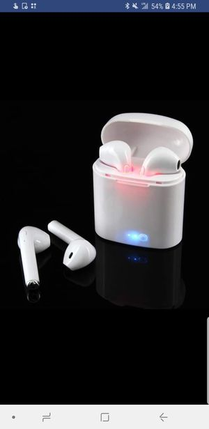 New Earpods Bluetooth I7 for Sale in Adelphi, MD