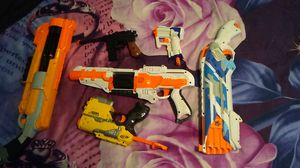 Nerf guns w/ Airsoft gun toys for Sale in Los Angeles, CA