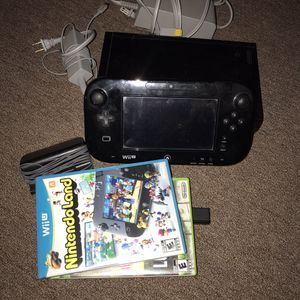 Nintendo Wii U for Sale in South Gate, CA