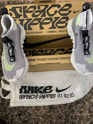 Nike Space hippie 02 volt for Sale in San Mateo, CA