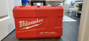 Milwaukee M18 CASE ONLY Sawzall Fuel for Sale in Chicago, IL